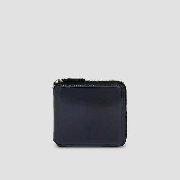 Easypass OZ Wallet Half Mirror Black