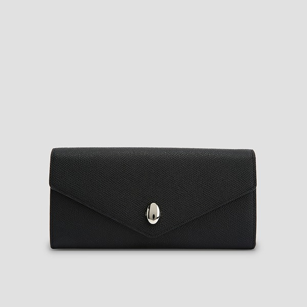 Easypass Koala Wallet Long Rich Black