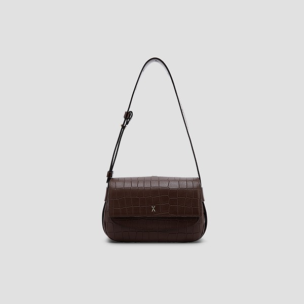 Luna Pop Belt Bag Dark Brown