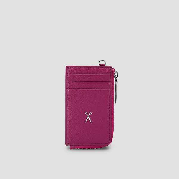 Easypass OZ Vertical Card Wallet Berrymix(M)