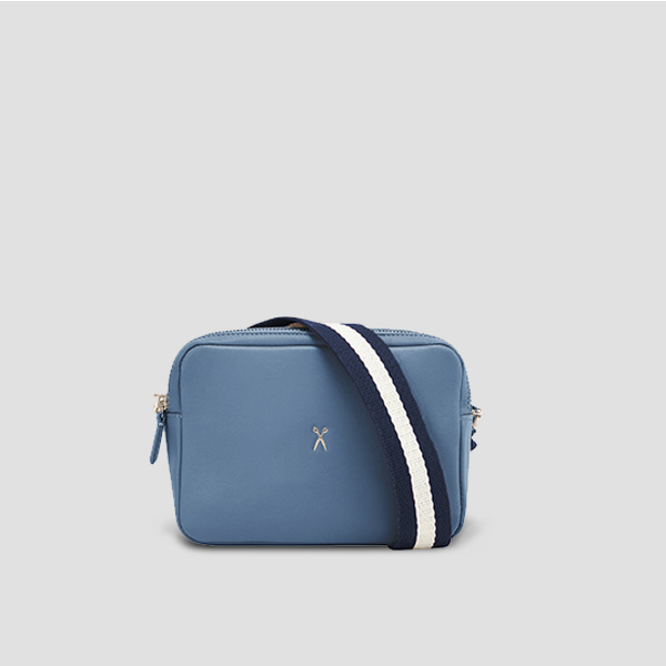 OZ Mini Square Bag British Blue