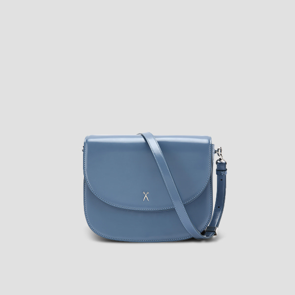 [EXID 하니 착용]Luna Disco Cross Bag British Blue