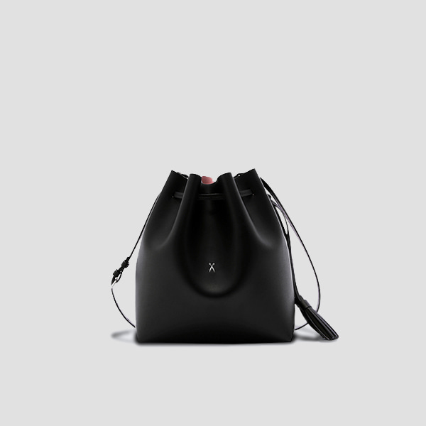 OZ Bucket Bag L Rich Black