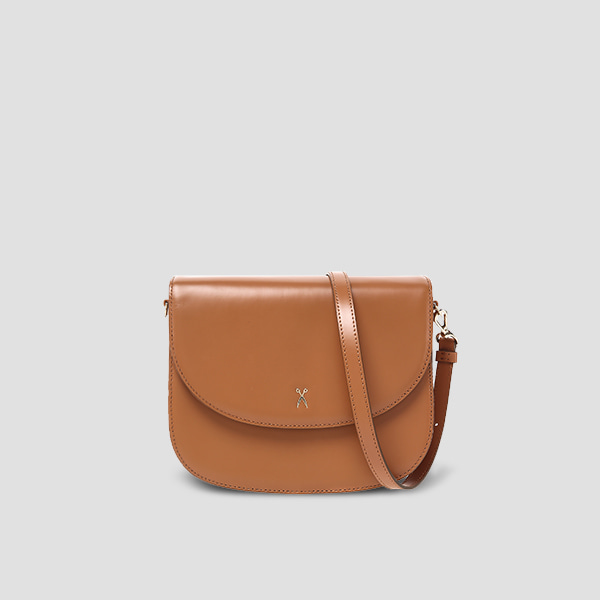 Luna Disco Cross Bag Pecan Brown