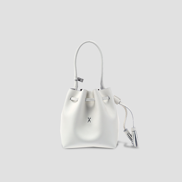 OZ Bucket Bag S Lily Bone