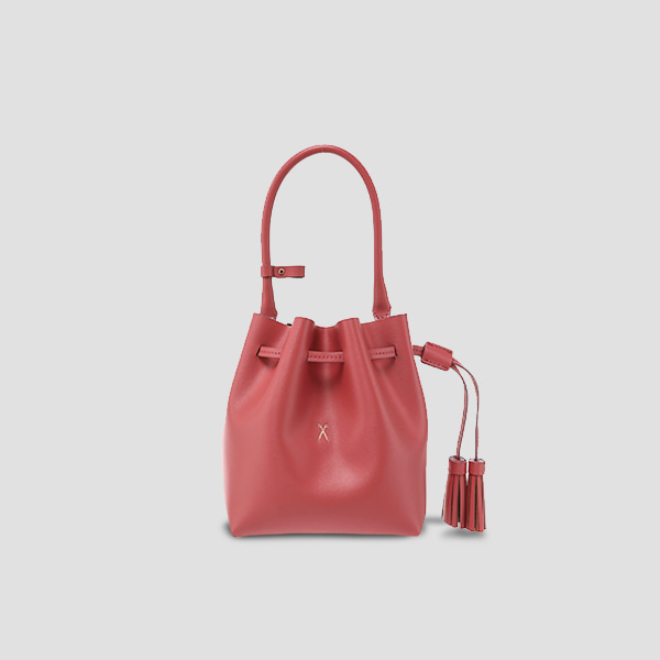 OZ Bucket Bag S Mineral Red