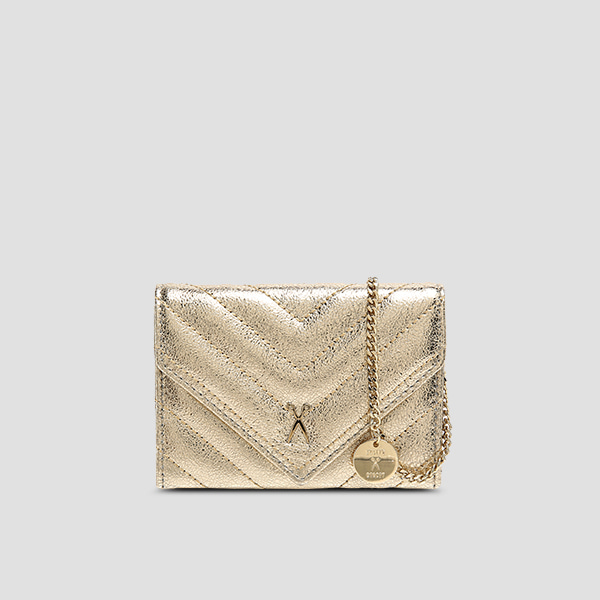 Easypass Amante Card Wallet Eve Edition14k Gold(+Chain Strap)