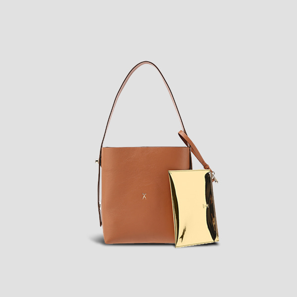 Joseph Shopper S Pecan Brown(G)