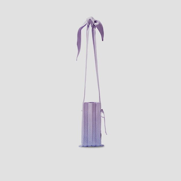 Lucky Pleats Knit Cellbag Galaxy Sunrise