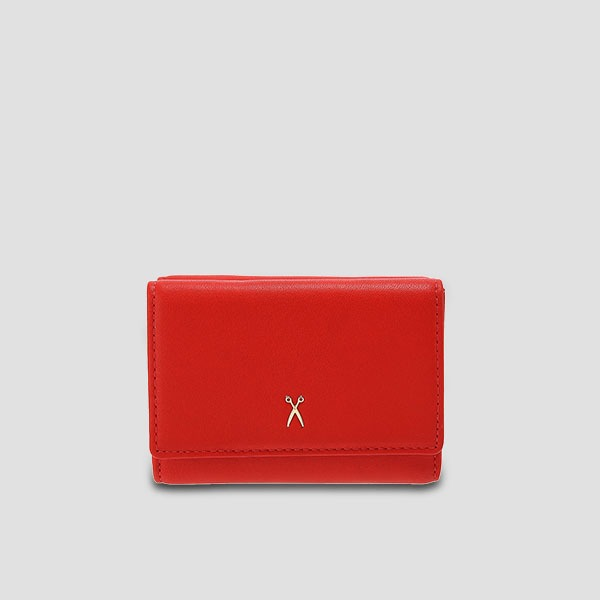 Easypass 3 Folded Wallet Chroma Red