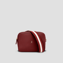 OZ Mini Square Bag Russet Brown