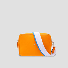 OZ Mini Square Bag Electric Orange