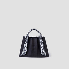 [5/13 발송예정]Lucky Pleats Canvas Graffiti S Black